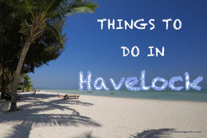 Exploring Havelock Island, things to do and places to see